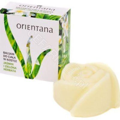 Orientana Balsam w kostce Jaśmin i zielona herbata 60g