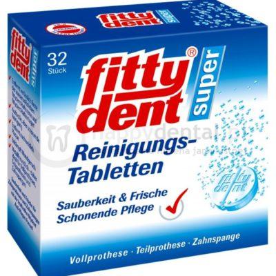 Oskar Altwirth Dentalneuheten Denture Tablets 32szt. - tabletki czyszczące do protez, ruchomych apar
