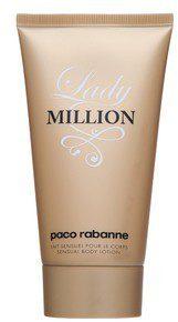 Paco Rabanne Lady Million mleczko do ciała dla kobiet 150 ml