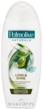 Palmolive Szampon - Naturals Long & Shine Shampoo Szampon - Naturals Long & Shine Shampoo