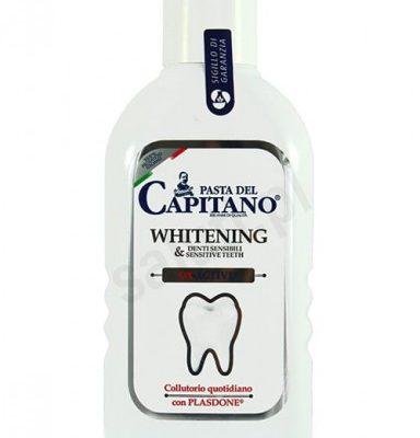 Pasta del Capitano Pasta del Capitano - Płyn do płukania jamy ustnej- Wybielający 893C-5459F_20140518131121