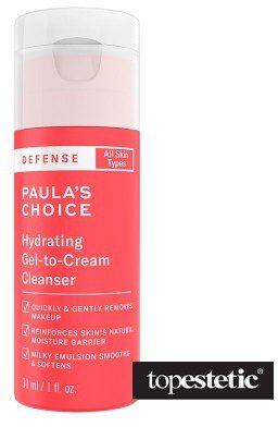 Paulas Choice Defense Hydrating Gel to Cream Cleanser Jedwabisty żel oczyszczający dla skóry zmęczonej 30 ml