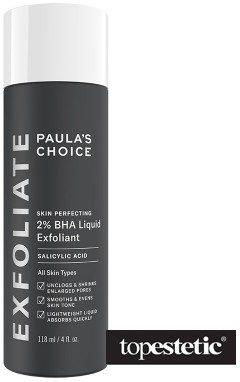 Paulas Choice Paulas Choice Skin Perfecting 2% BHA Liquid Płyn złuszczający z 2% kwasem salicylowym 118 ml
