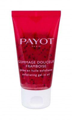 Payot Les Démaquillantes Gommage Douceur Framboise peeling 50 ml dla kobiet