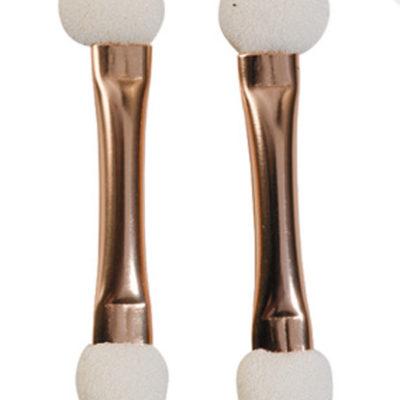 PEGGY SAGE PEGGY SAGE - Aplikator z gabką podwójny 5cm 2szt. - ( ref. 120161)