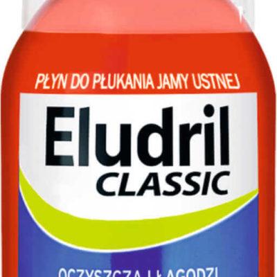 PIERRE FABRE Eludrilclassic płyn d/pł.jamy ust.200 ml