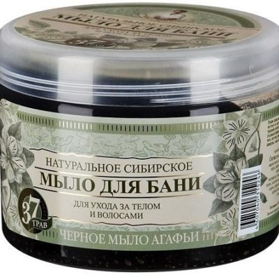Pierwoje Reszenie Eurus Sp.z.o.o. Białe mydło syberyjskie babci 500ml