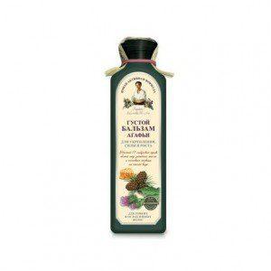 Pierwoje Reszenie Receptury Babuszki Gęsty ziołowy balsam wzmacniający - Receptury Babuszki 2354-0