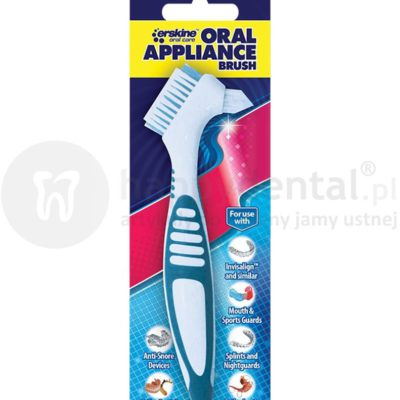 Piksters PIKSTERS Oral Appliance BRUSH szczoteczka do protez (E1565)
