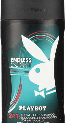 Playboy COTY PLAYBOY ENDLESS NIGHT M S G 250ml Coty