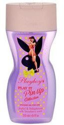 Playboy Pin Up 250ml żel pod prysznic [W] damskie