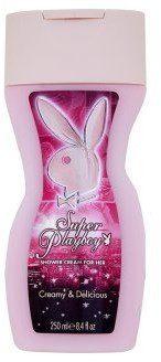 Playboy Super 250ml żel pod prysznic [W] damskie