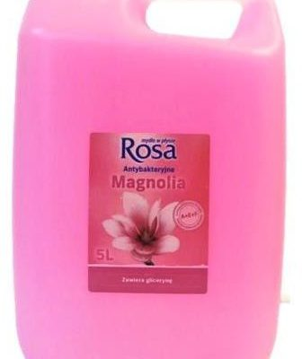 Polin Mydło w płynie 5L ROSA Magnolia