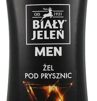 Pollena Hipoalergiczny Żel Pod Prysznic For Men Rozmaryn I Aronia 300ml