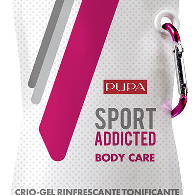 Pupa Sport Addicted Krio-żel Żel do ciała