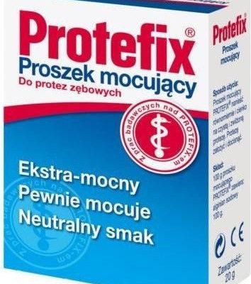 Queisser Pharma Protefix Proszek mocujący do protez