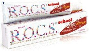 R.O.C.S. SCHOOL Cola i Cytryna 74 g