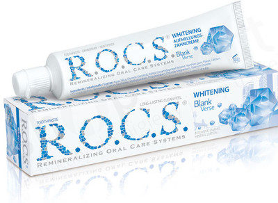 R.O.C.S. Whitening - Wybielająca pasta do zębów z ksylitolem 60ml 0000000837