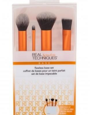 Real Techniques Brushes Base Core Collection zestaw