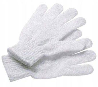 Rękawice Rękawiczki Do Masażu Peelingujące