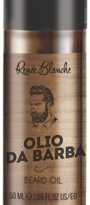 Renee BLANCHE BLANCHE Olio da barba GOLD, Olejek do brody 50ml