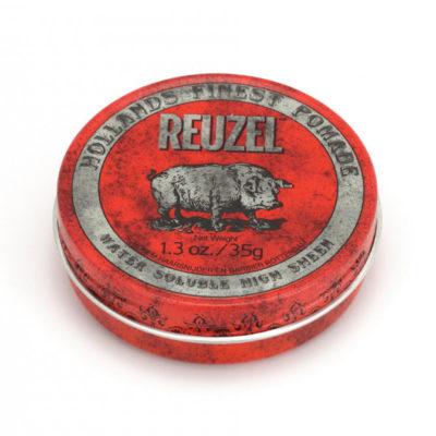REUZEL REUZEL Red Piglet 35g czerwona - wodna pomada 869519000051