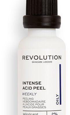 Revolution skincare Revolution Skincare Oily Skin Intense Peeling z Kwasem BHA 2% i Kwasem Azelainowym 1.5% 30ml MUR-6149