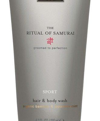 Rituals Rituals Hair & Body Wash Pielęgnacja ciała 200ml