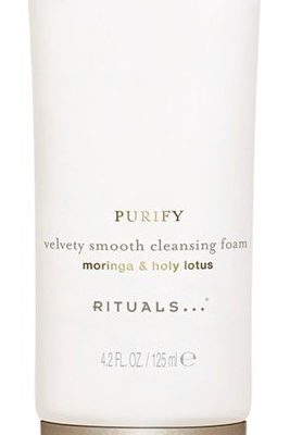Rituals Rituals Velvety Smooth Cleansing Foam Pianka oczyszczająca 125ml