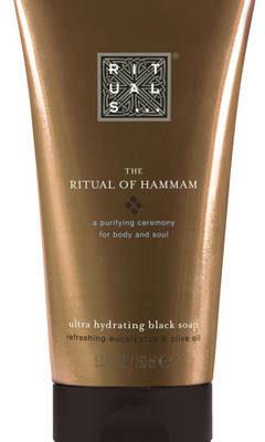 RITUALS The Ritual of Hammam - Czarne mydło pod prysznic