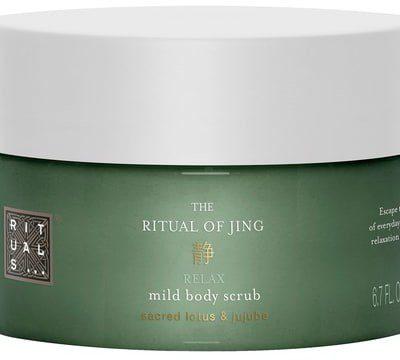 Rituals The Ritual of Jing Body Scrub - Delikatny peeling do ciała