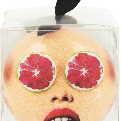 SANCTUARY Spa Covent Garden Spa Bath Bomb Kula Do Kąpieli Lotos I Pomelo 100g