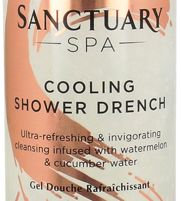 SANCTUARY Spa Covent Garden Spa Cooling Shower Drench Odświeżający Żel Pod Prysznic Arbuz I Ogórek 250ml