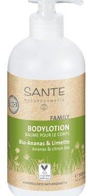 Sante Naturkosmetik FAMILY Balsam do ciała z bio-ananasem i cytryną 500 ml GreenLine-1284-uniw