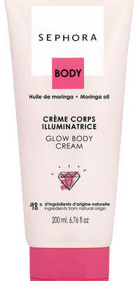 SEPHORA COLLECTION Glow Body Creme - Rozświetlająco-nawilżający krem do ciała