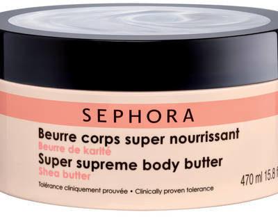 SEPHORA COLLECTION Super odżywcze masło do ciała - Masło karité