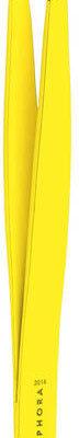 SEPHORA COLLECTION Ukośna pinceta do depilacji żółta