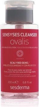 SesDerma Sensyses Cleanser Ovalis Płyn oczyszczający do skóry łuszczącej się i zaczerwienionej 200ml