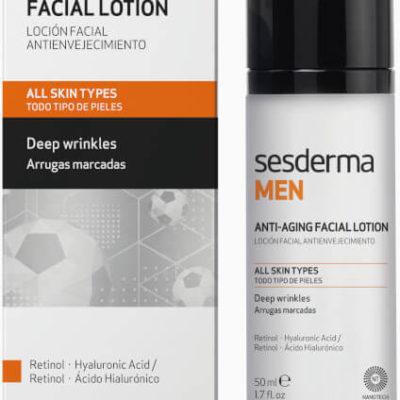 Sesderma SESDERMA Men Anti-Aging Facial Lotion krem przeciwzmarszczkowy do twarzy 50ml