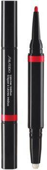 Shiseido LipLiner InkDuo szminka i konturówka do ust z balsamem odcień 08 True Red 1,1 g