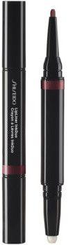 Shiseido LipLiner InkDuo szminka i konturówka do ust z balsamem odcień 11 Plum 1,1 g