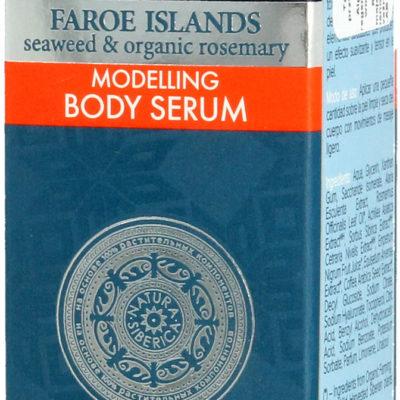 Siberica Natura Faroe Islands serum do ciała modelujące 75 ml