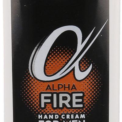 Silcare Silcare Alpha Fire Hand Cream For Men Strong Regeneration Silnie Regenerujący Krem Do Rąk Dla Mężczyzn 110ml