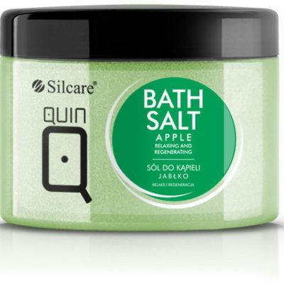 Silcare Sól do kąpieli QUIN 350 / 600 g