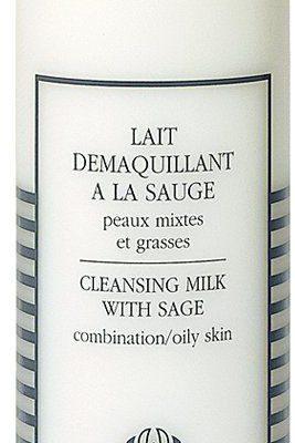 Sisley Lait Demaquillant a la Sauge Mleczko do demakijażu twarzy do skóry normalnej, mieszanej i tłustej 250ml