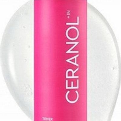 Skin79 CERANOL+IN Toner - Łagodząco-nawilżający tonik do twarzy - 130 ml