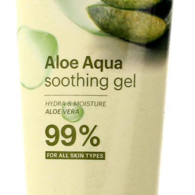 Skin79 Skin79 Aloe 99% Aqua żel łagodzący aloesowy 100g