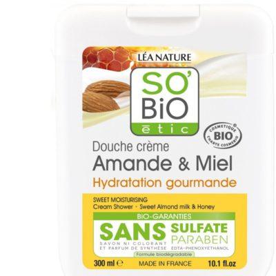 So Bio etic Męski szampon i żel pod prysznic 2 w 1 Drzewo Sandałowe 300ml