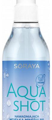 Soraya Aqua Shot Nawadniająca mgiełka mineralna 200ml