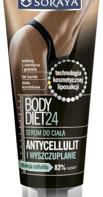 Soraya Body Diet 24 Serum antycellulitowe do ciała 200ml